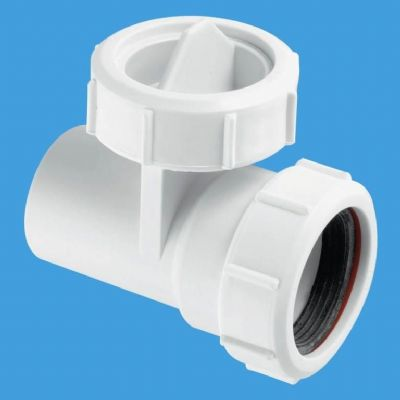 McAlpine 1.1/2 - 40mm In-line Pipe Filter T28M-FIL - 38005014